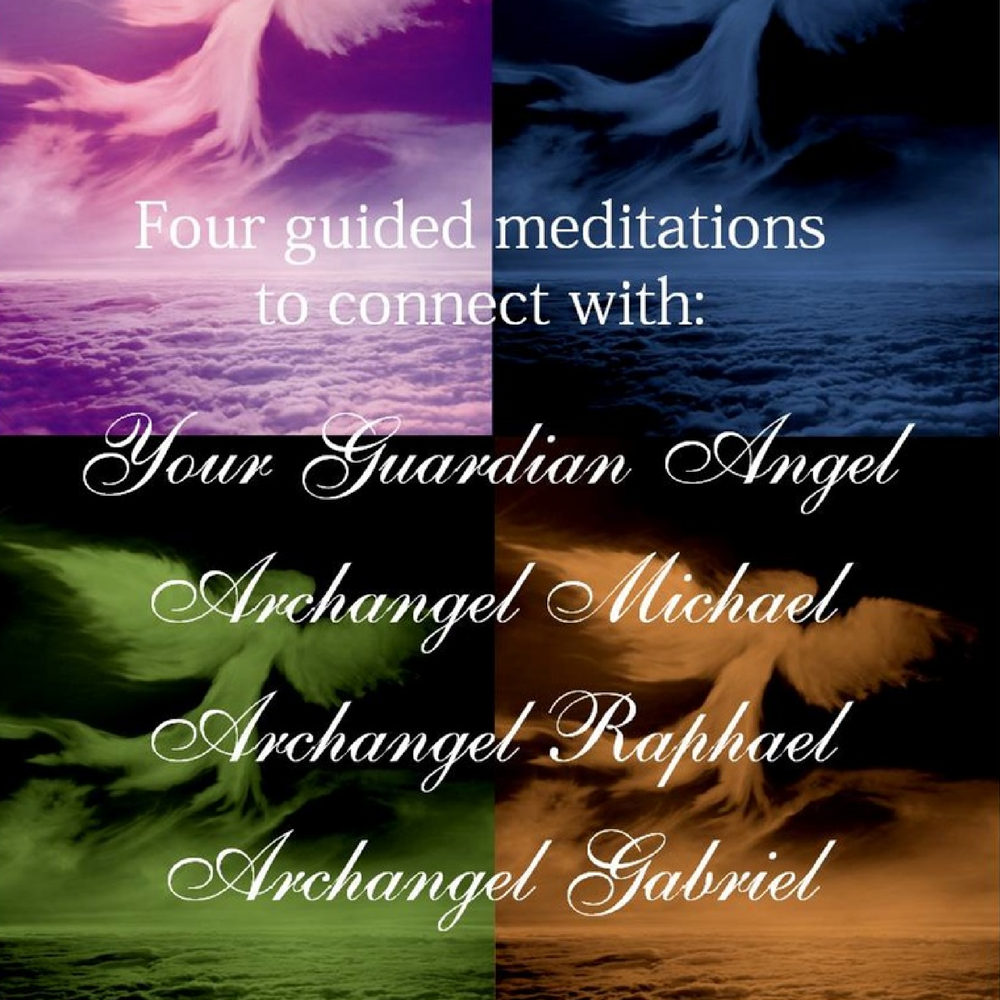 Set of Four Guided Meditations