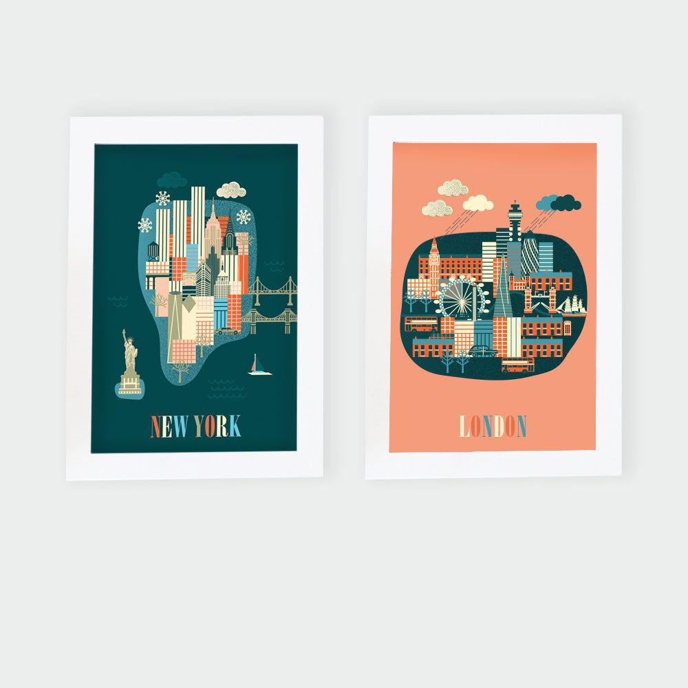 Image of Prints Tinyworld Collection (archival)