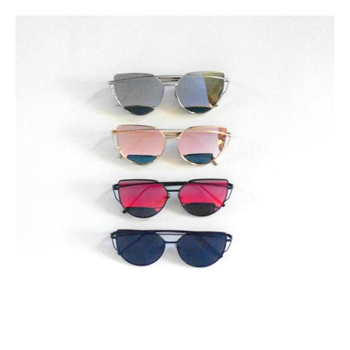 Image of Luxe Mirrored Sunnies · More Color Options
