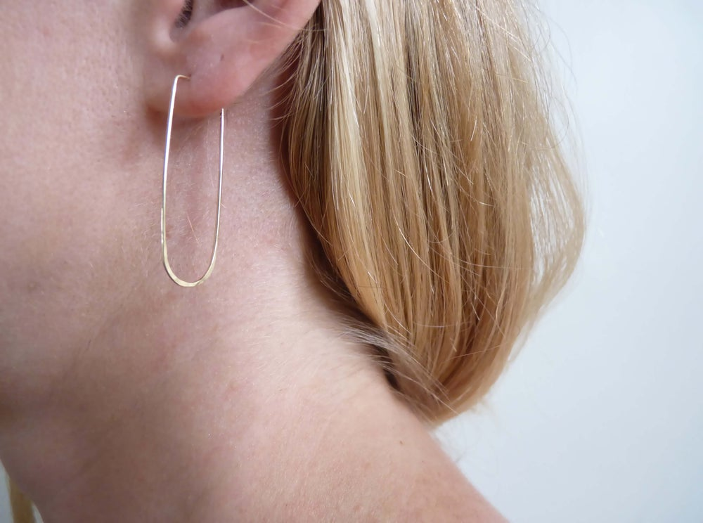 Image of Frame earrings