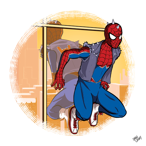 Image of Spider-Punk