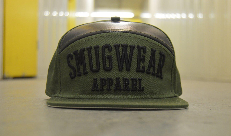 Image of Smugwear Apparel Snapback (Camo)