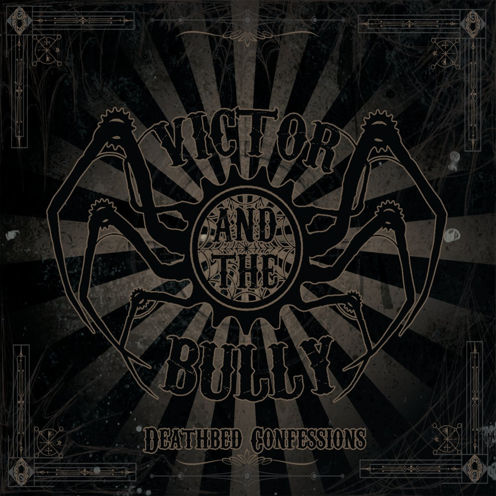 Image of Victor and the Bully - Deathbed Confessions Album