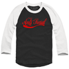 Always Anti-Social Baseball Raglan