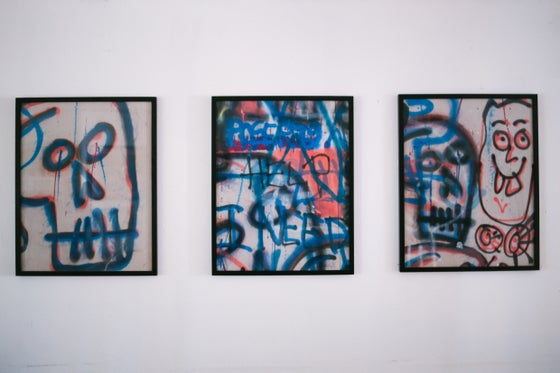 """Image of """"Triptych"""""""