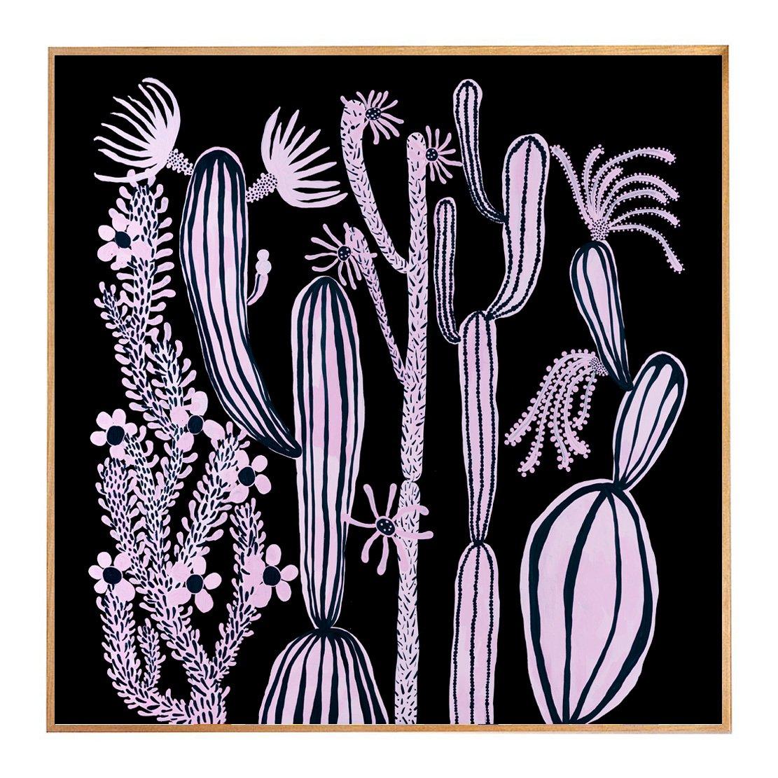 Image of Pink Cacti