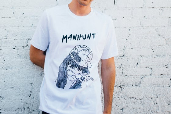 Image of MANHUNT Tee
