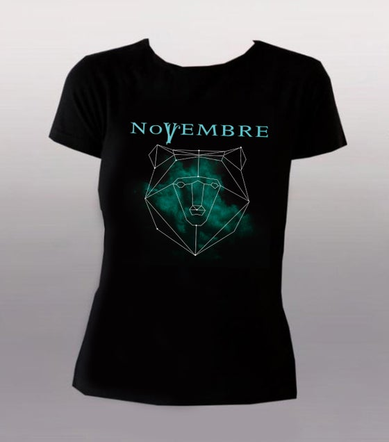 Image of NOVEMBRE - URSA girly shirt