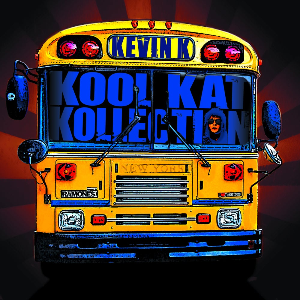 "Image of Kevin K ""Kool Kat Kollection"" (2xLp)"