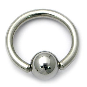 Image of Ball Closure Rings - BCR - Captive Ball Rings - Tension Rings