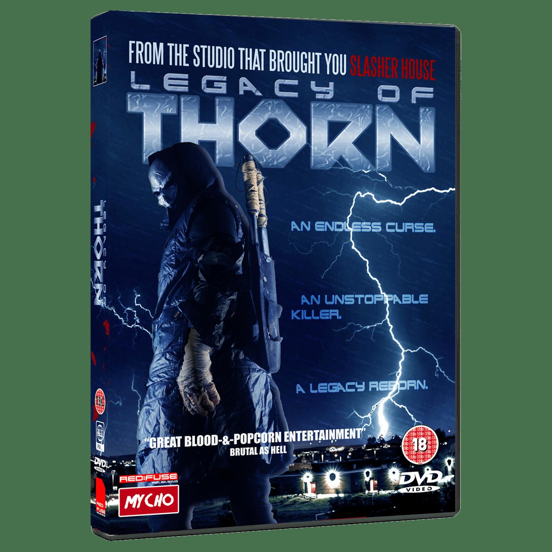 legacy of thorn - uk dvd | mycho entertainment