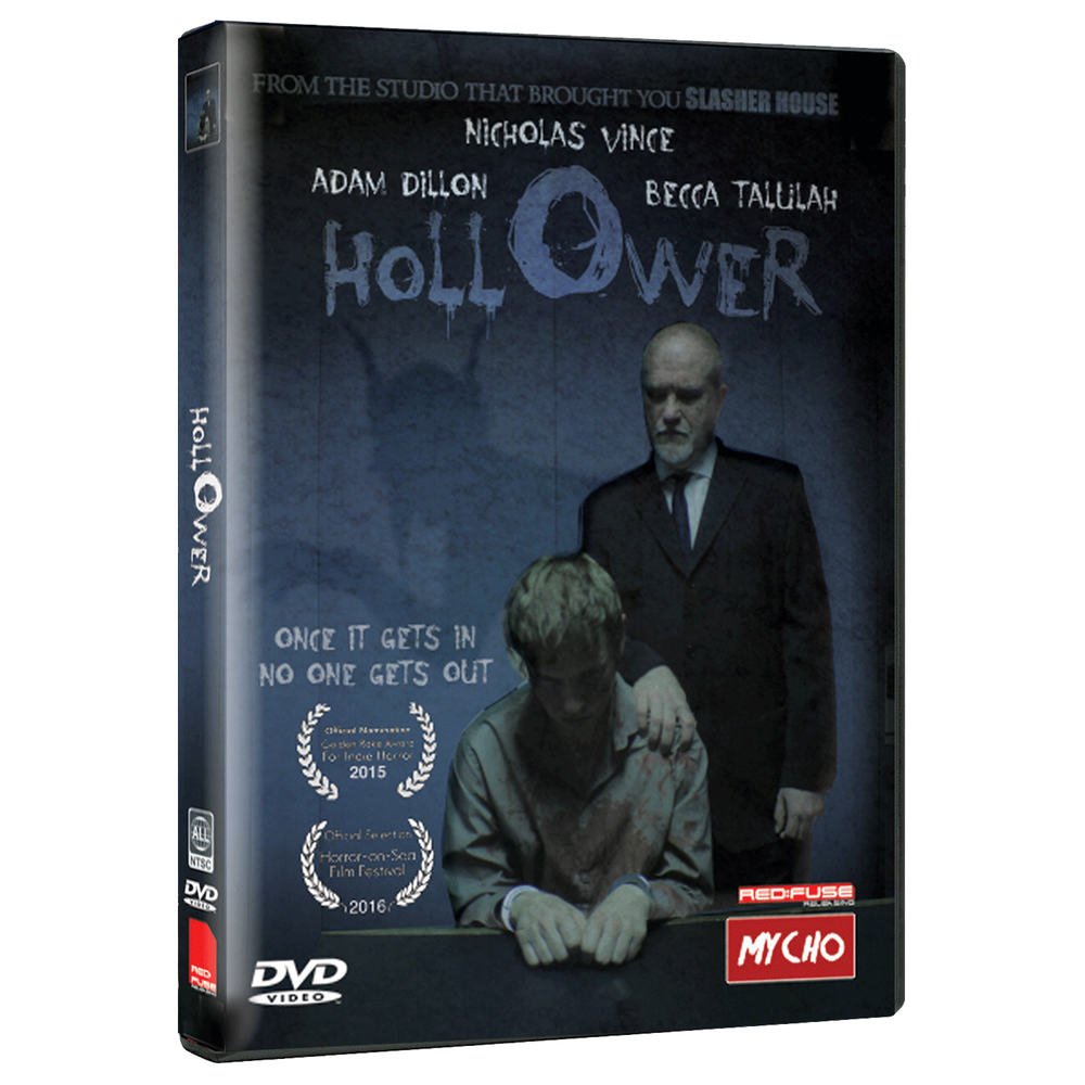 Image of HOLLOWER - REGION FREE DVD