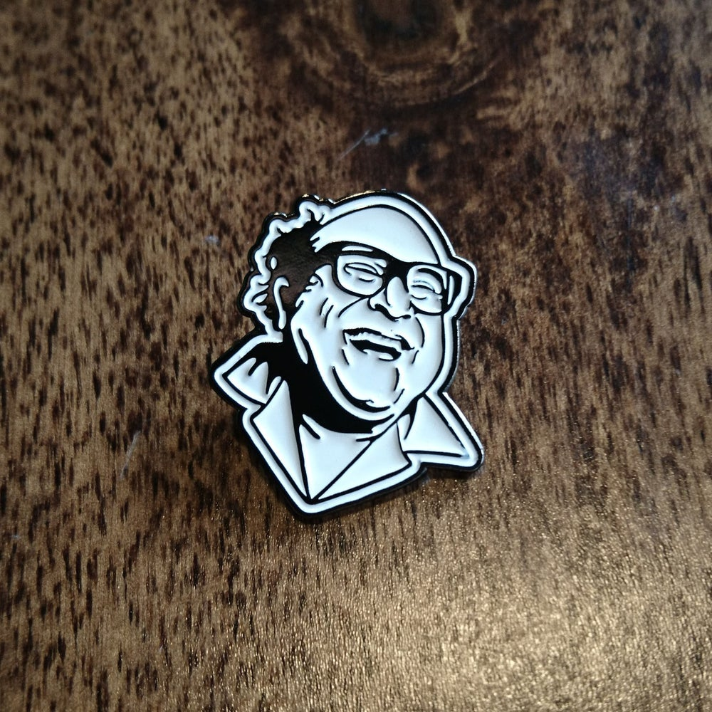 Image of Devito pin