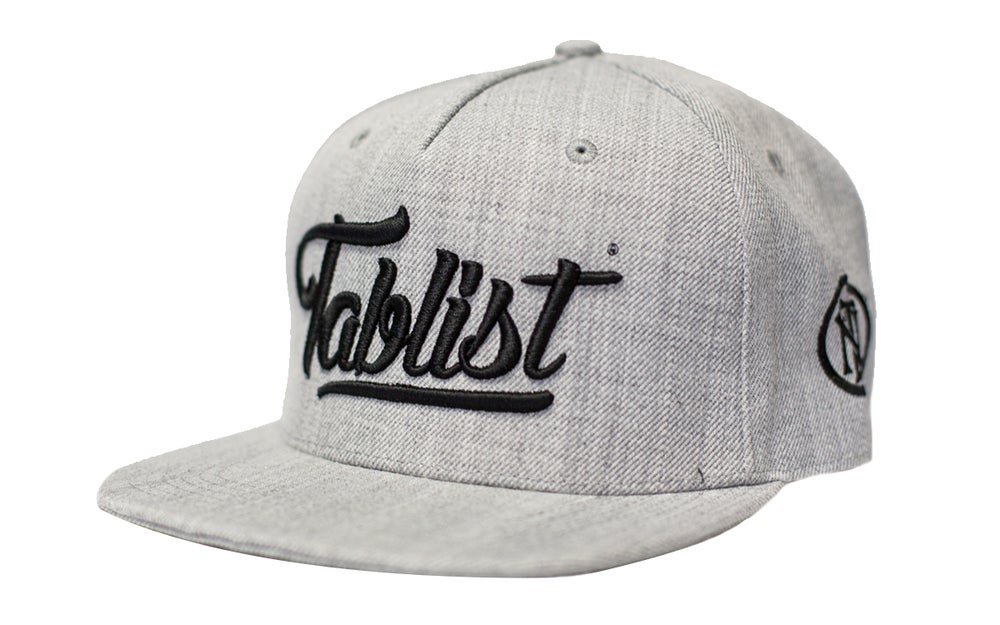 Image of tablist grey blk