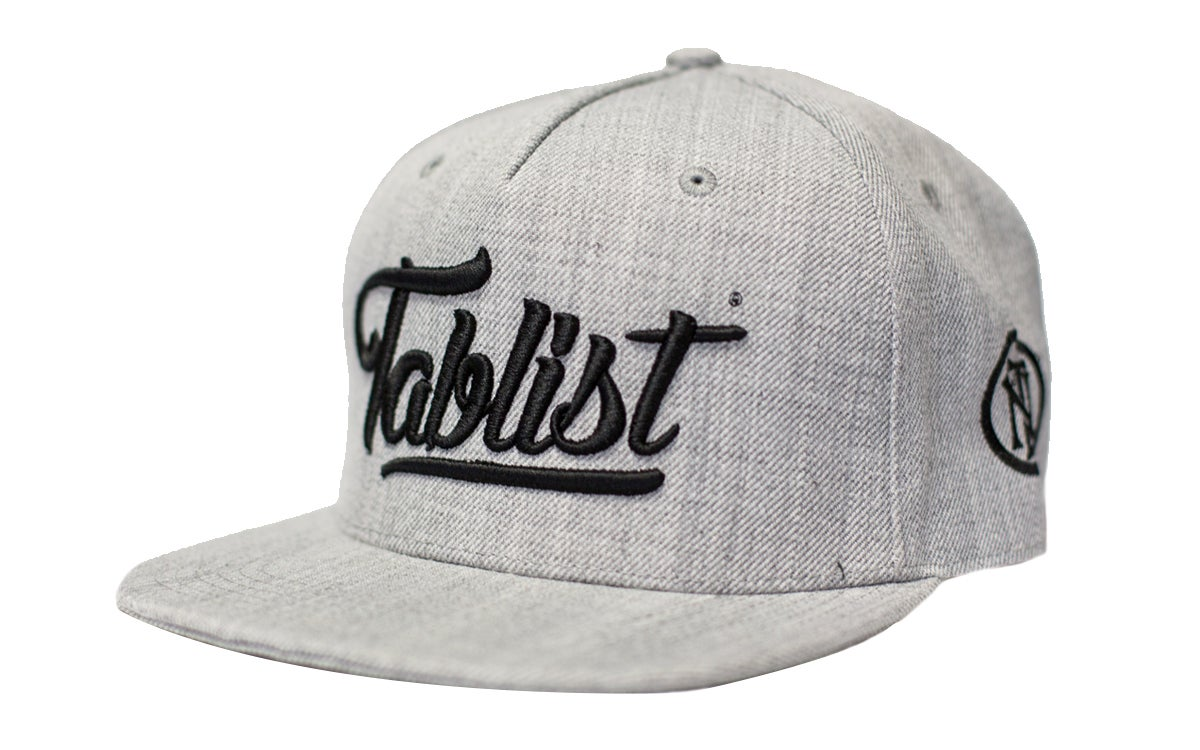 Image of tablist grey blk