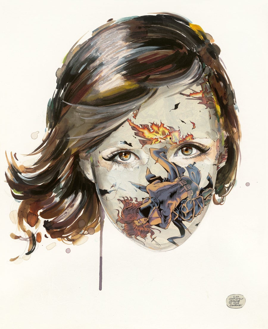 Image of Sandra Chevrier - La Cage Immunisee a Ses Charmes