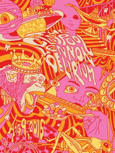 Image of Claypool Lennon Delirium Main Show Edition