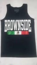 Brownside Logo Men's Tank Top