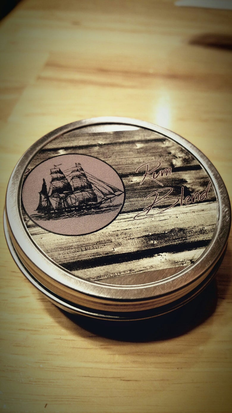 Image of LIMITED RUN !!! Purveyors of Party Bay Rum scent BALM!