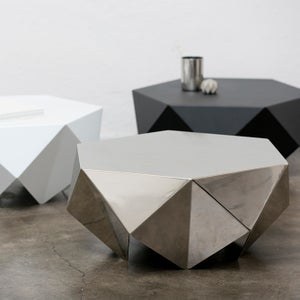 Image of Monolith: Lounge Side Table