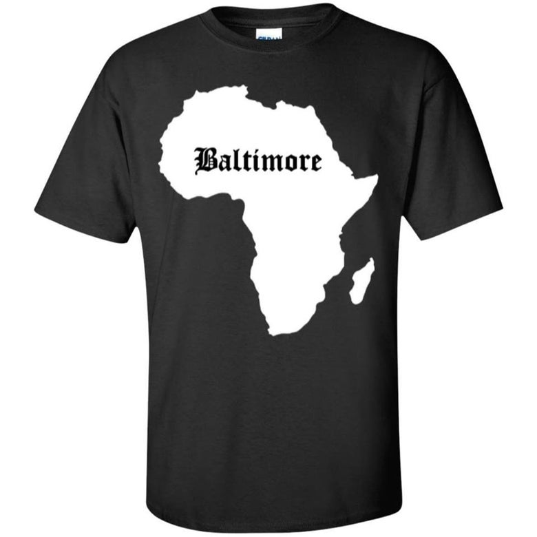 Image of Afro Bmore Tee's