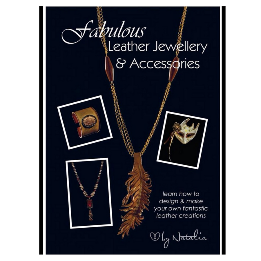 Image of Fabulous Leather Jewellery DVD