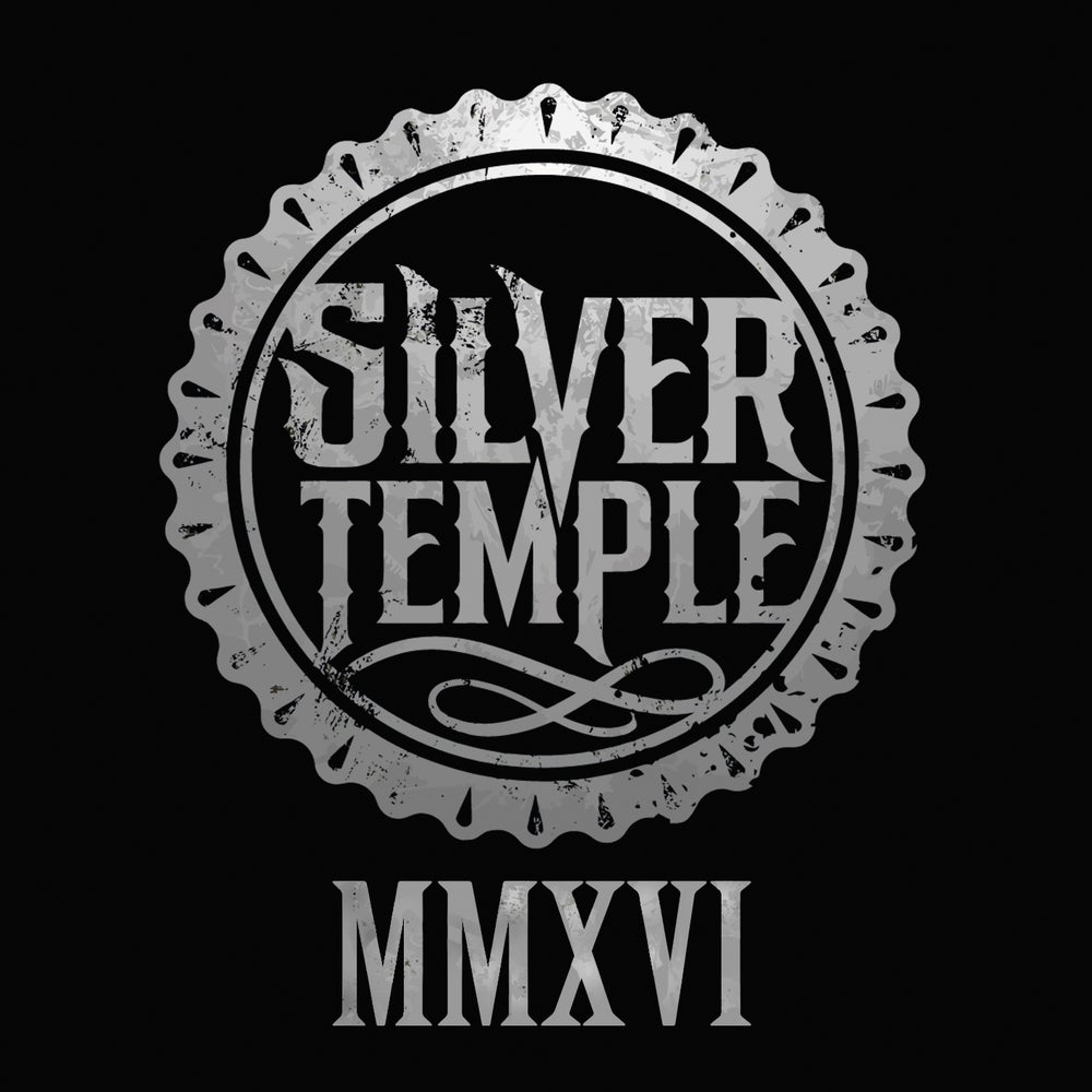 "Image of Silver Temple EP ""MMXVI"" CD"