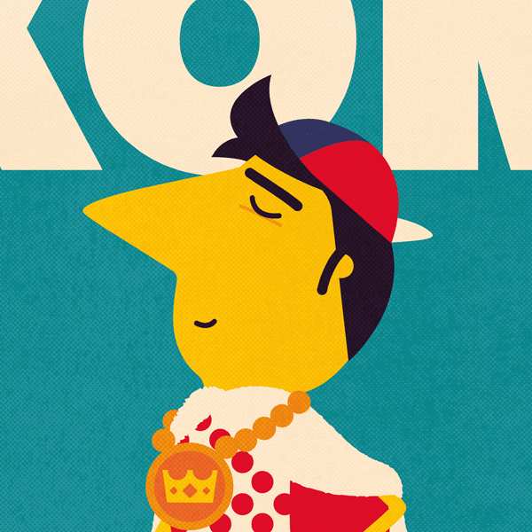 Image of KOM - King of the Mountain