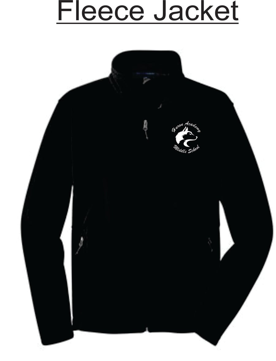 Image of Huron Middle School Fleece