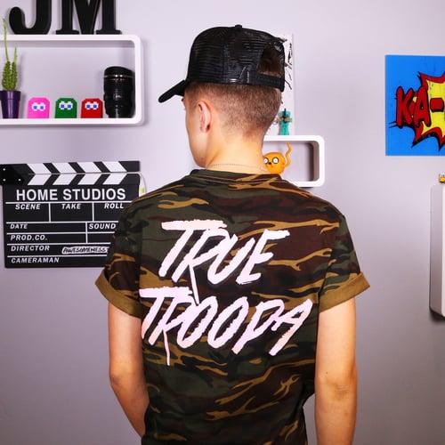 Image of 'JM' Trucker Cap!
