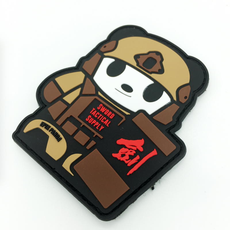 Image of Sword Tactical Supply X Epik Panda (Custom)