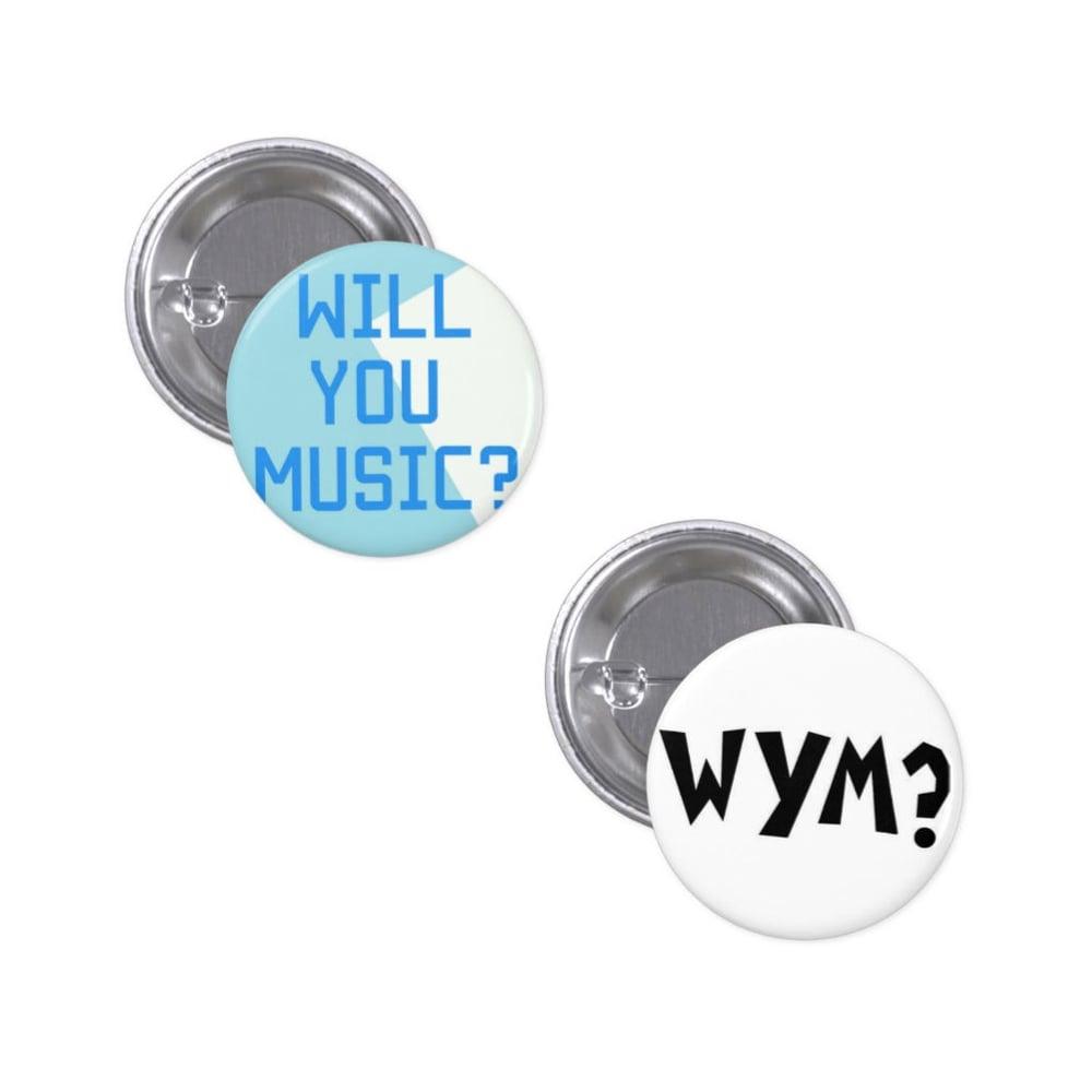 Image of WYM Badges