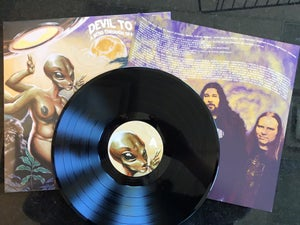 Image of A Bend Through Space and Time LP (Black)