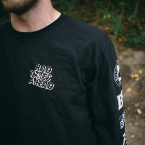 Image of Heritage Roster | Long Sleeve | Black/White