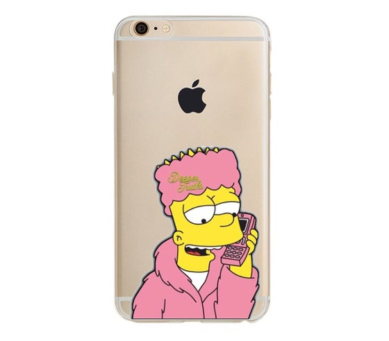 Image of Bart Simpson case