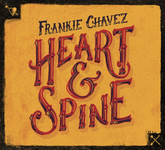 "Image of ""Heart & Spine"" CD"