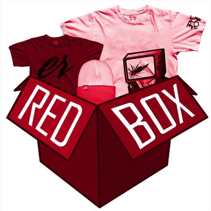 Image of ERSS Red Loot Box