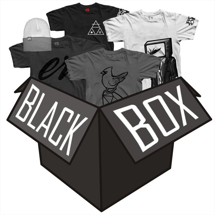 Image of ERSS Black Loot Box