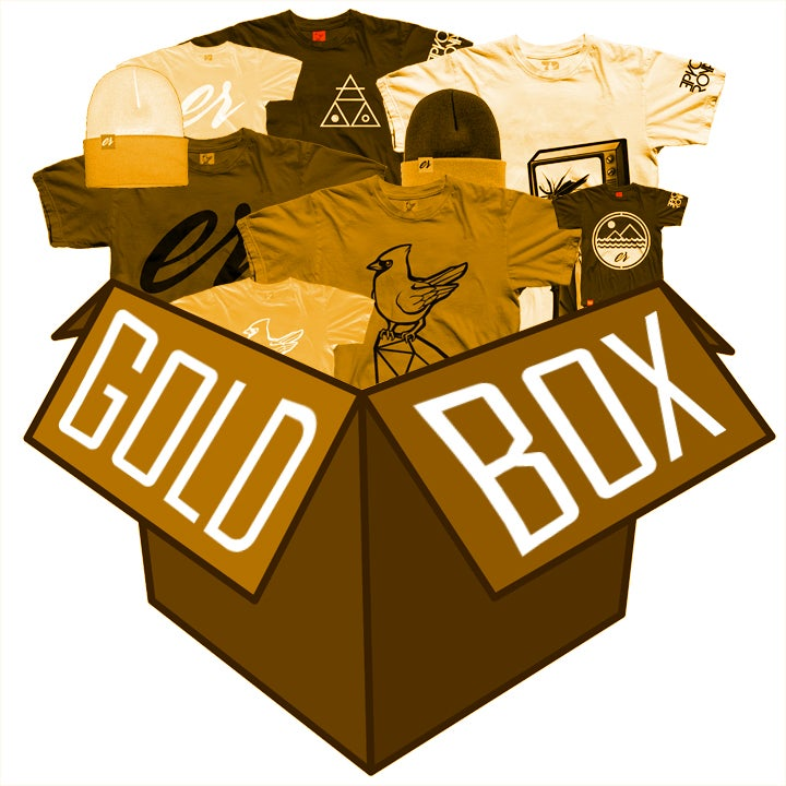 Image of ERSS Gold Loot Box