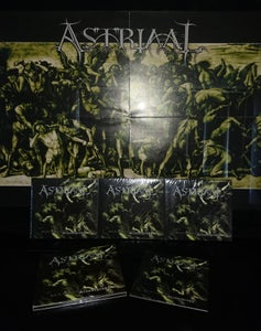 Image of Astriaal - Renascent Misanthropy Digipak CD