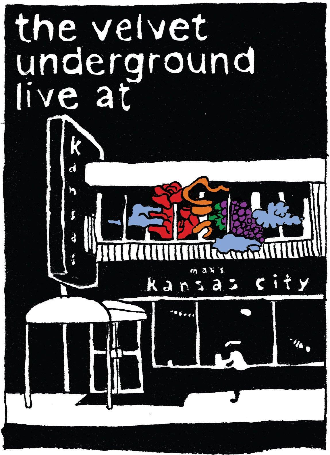 Image of The Velvet Underground Mini-Comic
