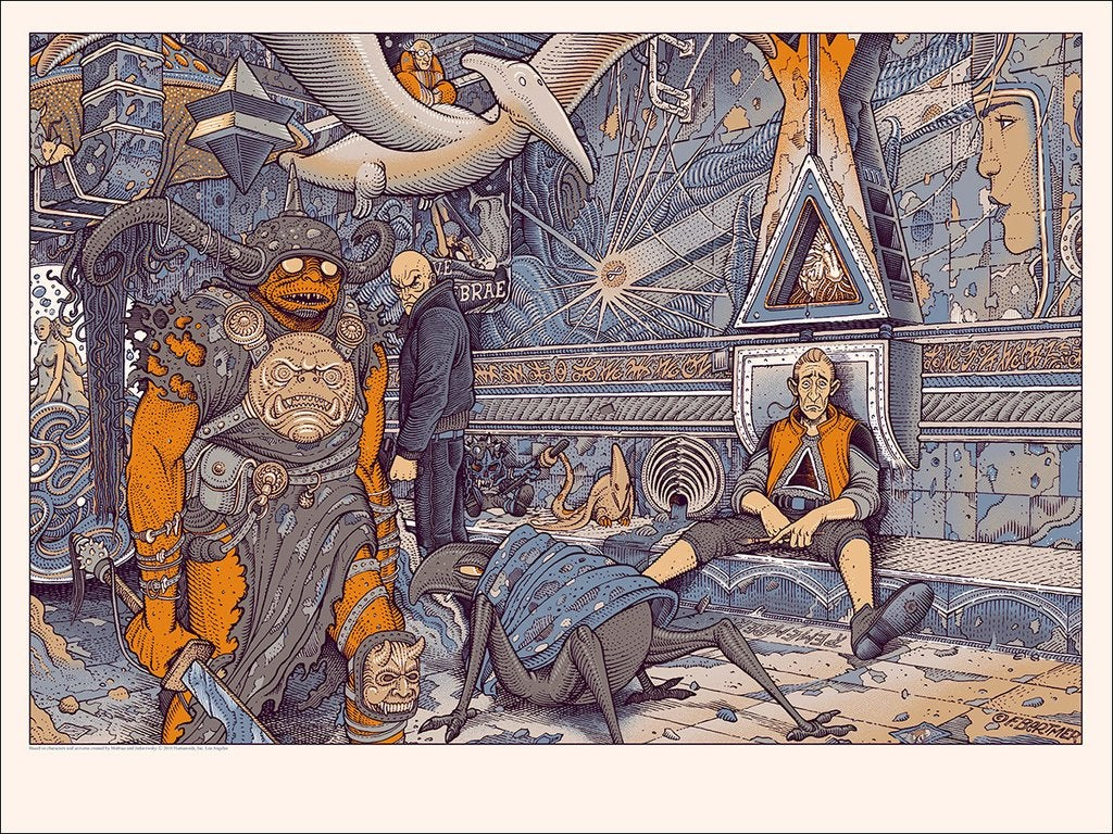 "Image of ""The Incal"" - Artist Edition REGULAR"