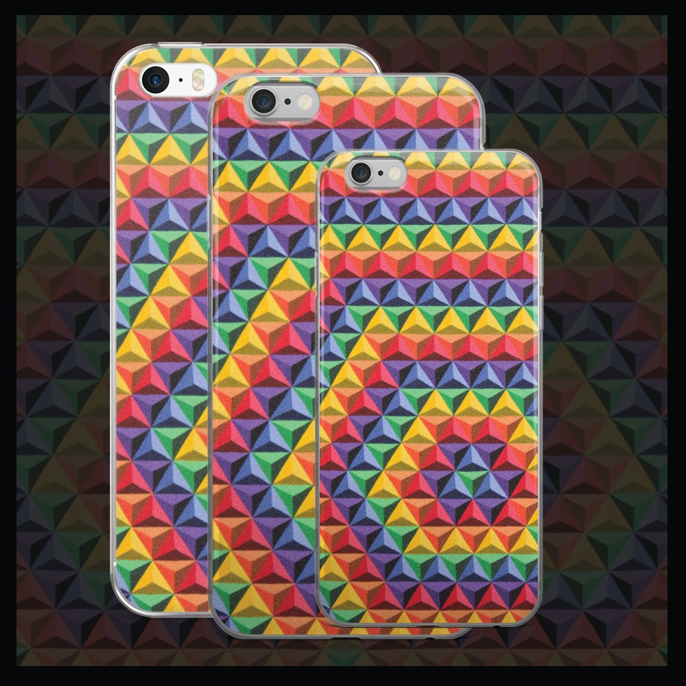 Image of 'Immerse Yourself' iPhone Case
