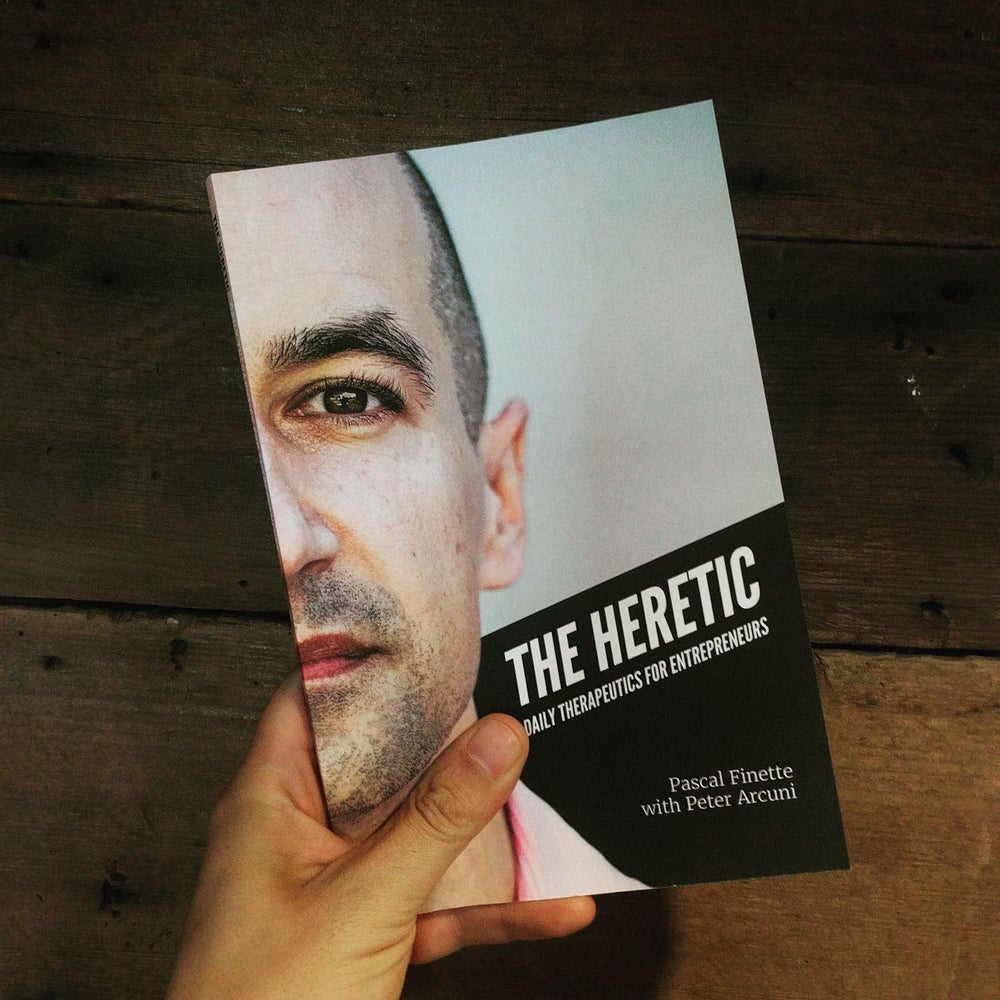 Image of The Heretic Book –SIGNED Copy