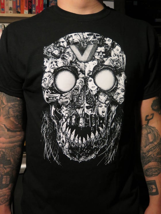 Image of Vestron Ghoul T-shirt