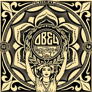 Image of Shepard Fairey - Lotus Woman