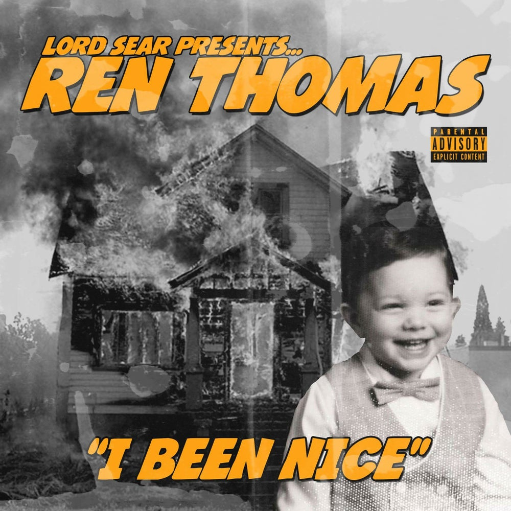 "Image of Lord Sear Presents ""I BEEN NICE"" LP"