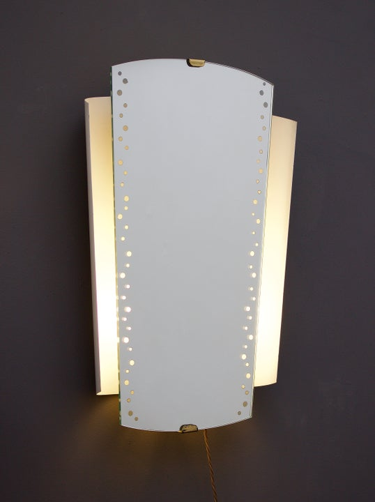 Image of Illuminated Mirror by Ernst Igl