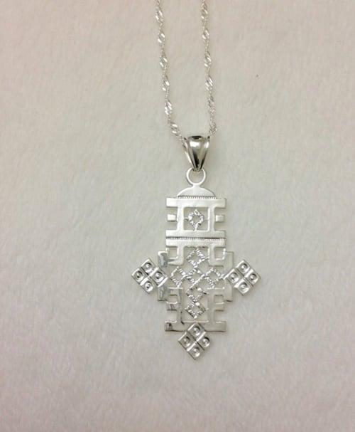 Image of AXUM MESKEL - silver