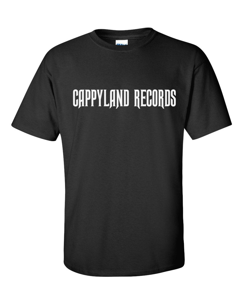 """CAPPYLAND RECORDS """"BLACK T"""""""